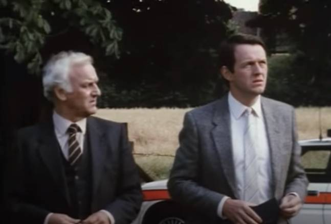 Inspector Morse ITV Crime, John Thaw, Kevin Whately