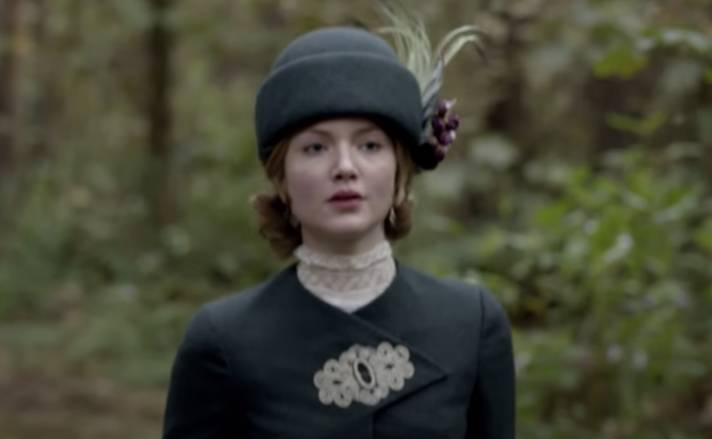 Lady Chatterley's Lover BBC Drama, Holliday Grainger