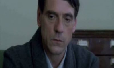 Longitude Channel 4 Drama, Jeremy Irons