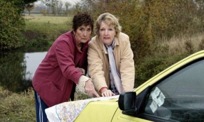 Margery And Gladys ITV-1, Penelope Keith, June Brown