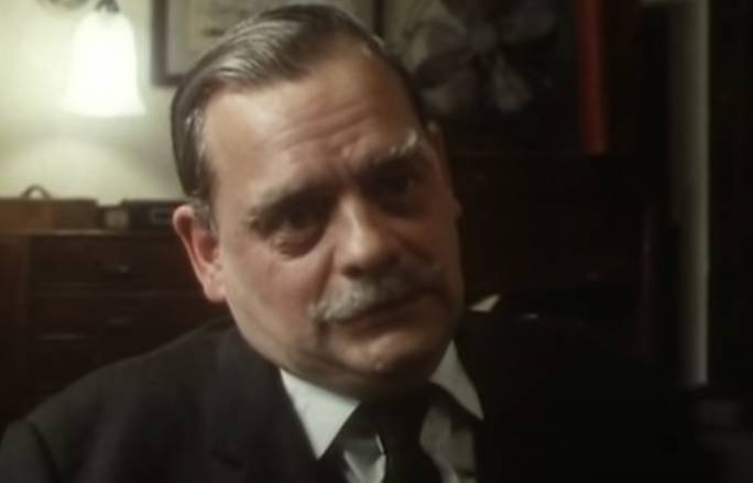 Porterhouse Blue Channel 4 Comedy, David Jason
