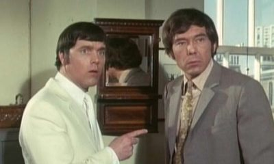 Randall and Hopkirk (Deceased) ITV Drama, Mike Pratt, Kenneth Cope