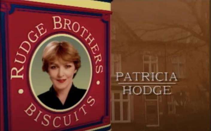 Rich Tea And Sympathy ITV Drama, Patricia Hodge
