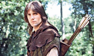 Robin Of Sherwood ITV Drama, Michael Praed