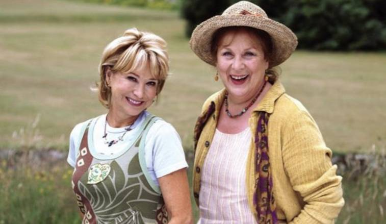 Rosemary And Thyme ITV Crime, Felicity Kendal, Pam Ferris