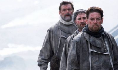 Shackleton Channel 4 Drama, Kenneth Branagh