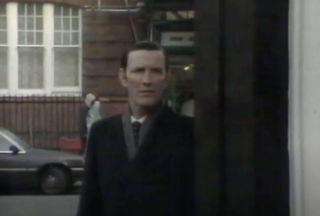 The Detective BBC Crime, Tom Bell