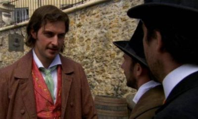 The Impressionists BBC Drama, Richard Armitage