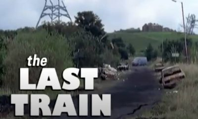 The Last Train ITV Scifi, Nicola Walker, James Hazledine