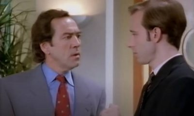 The Office ITV Sitcom, Robert Lindsay