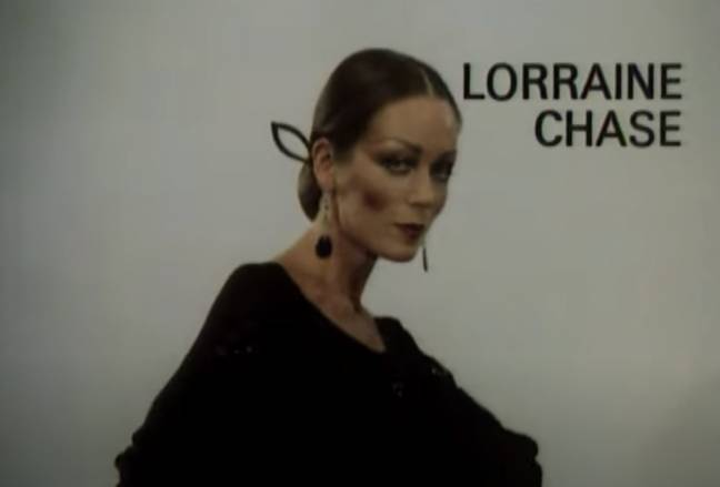 The Other 'Arf ITV Sitcom, Lorraine Chase