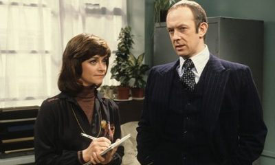 The Sandbaggers ITV Drama, Roy Marsden, Sue Holderness