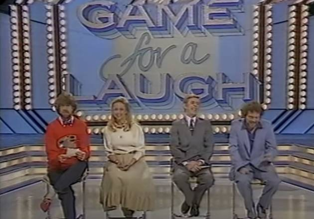 The Saturday Night Story Game For A Laugh ITV