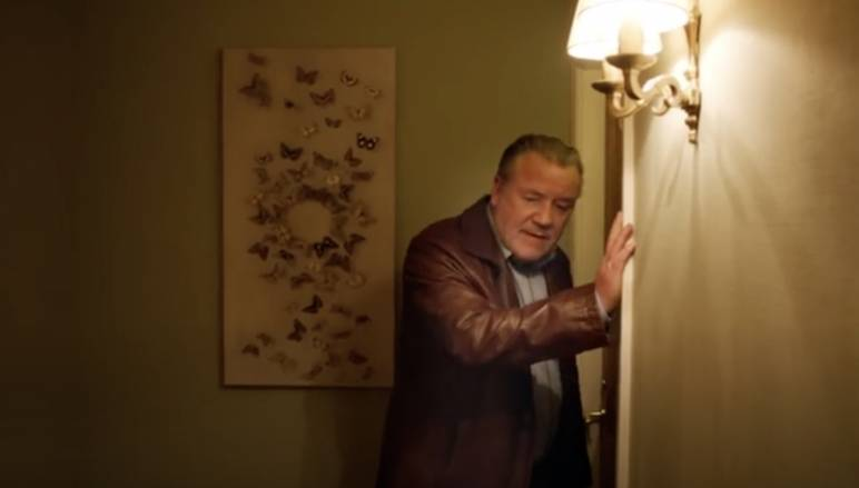 The Trials of Jimmy Rose ITV Drama, Ray Winstone