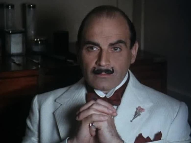 Picture of Agatha Christie's Poirot Problem at Sea.