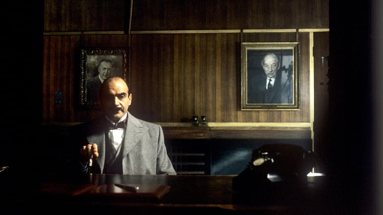 Picture of Agatha Christie's Poirot The Adventure of the Clapham Cook.