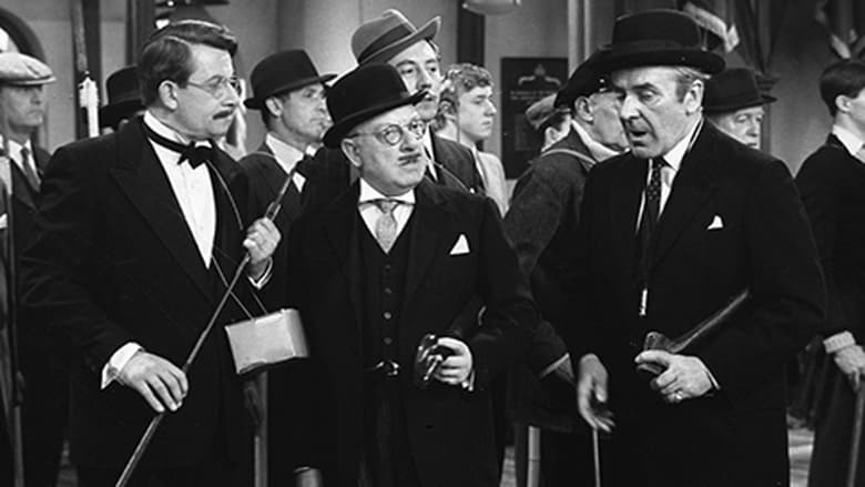 Picture of Dad's Army Christmas Night With The Stars.