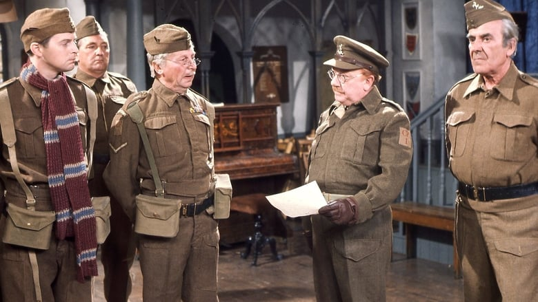 Picture of Dad's Army High Finance.