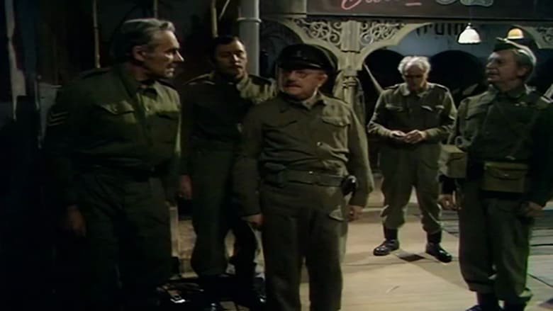 Picture of Dad's Army Menace From the Deep.
