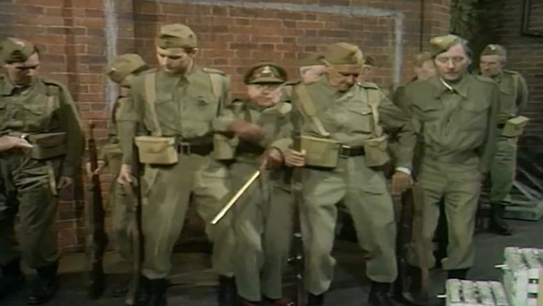 Picture of Dad's Army The Armoured Might of Lance Corporal Jones.
