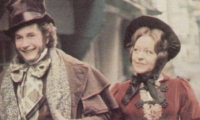 Dickens Of London ITV Drama Roy Dotrice, Diana Coupland