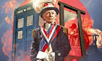Picture of Doctor Who A Land of Fear.
