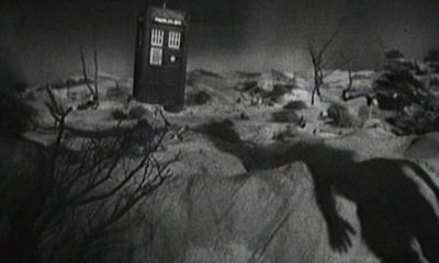 Picture of Doctor Who The Cave of Skulls.