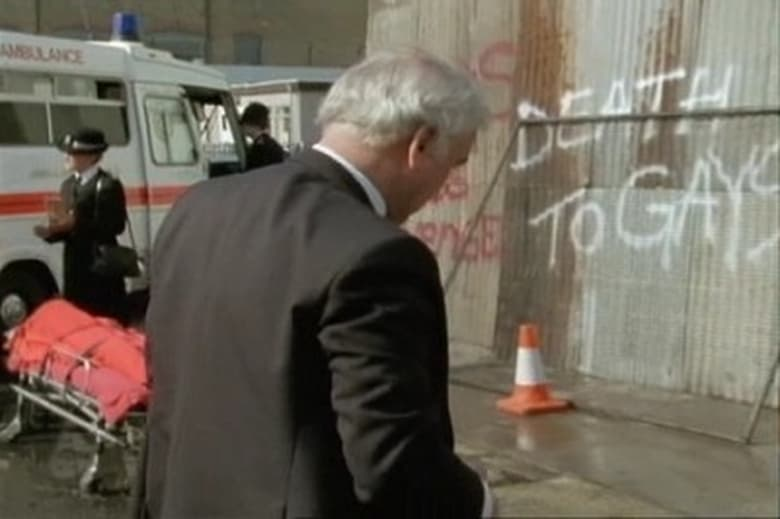 Picture of Inspector Morse Deceived by Flight.