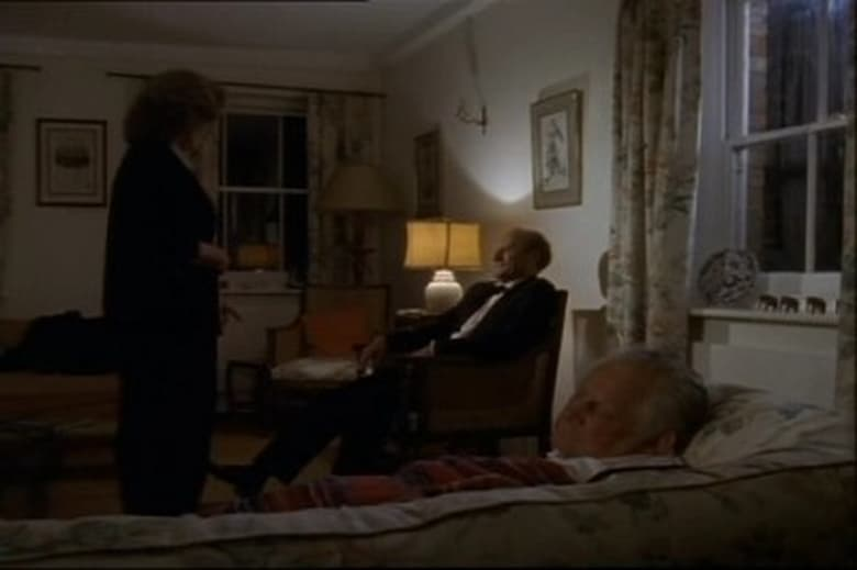 Picture of Inspector Morse Second Time Around.