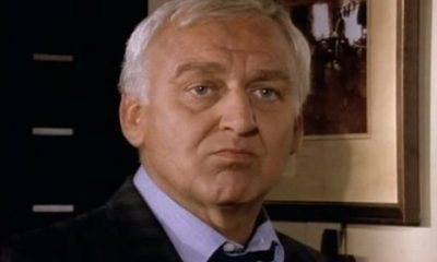 Picture of Inspector Morse The Sins of the Fathers.