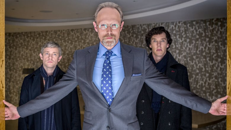 Picture of Sherlock His Last Vow.