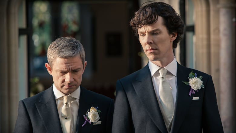 Picture of Sherlock The Sign of Three.