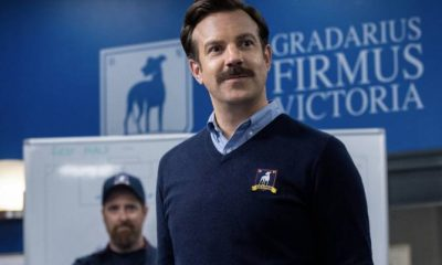 Ted Lasso Apple TV+ Sitcom, Jason Sudeikis