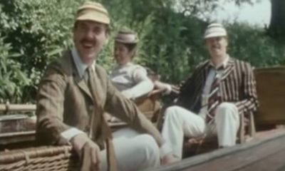 Three Men In A Boat BBC Comedy, Michael Palin, Tim Curry