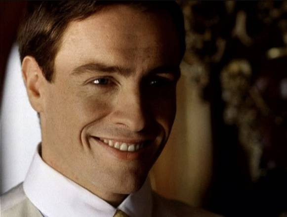 Toby Stephens in The Great Gatsby