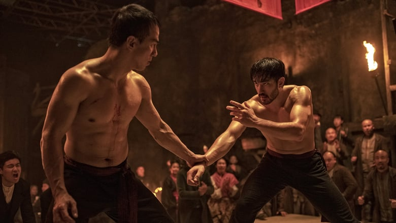 Picture of Warrior Chinese Boxing.