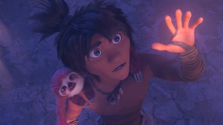 The Croods: A New Age (2020