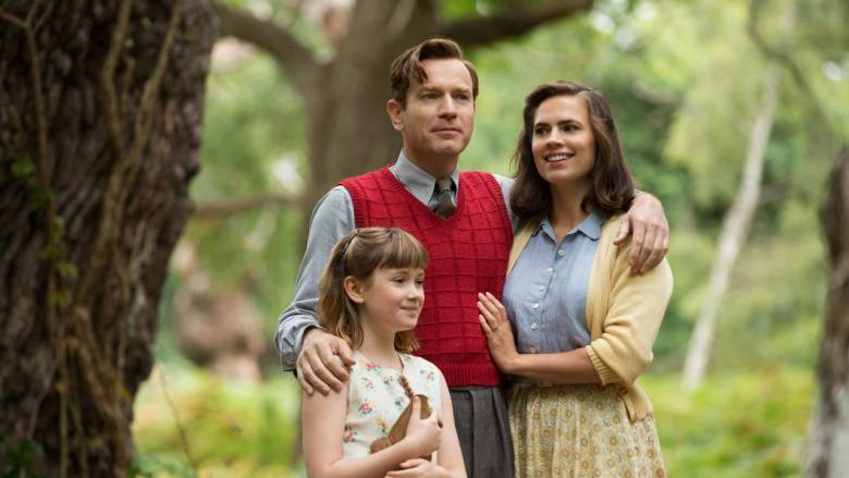 hayley atwell christopher robin