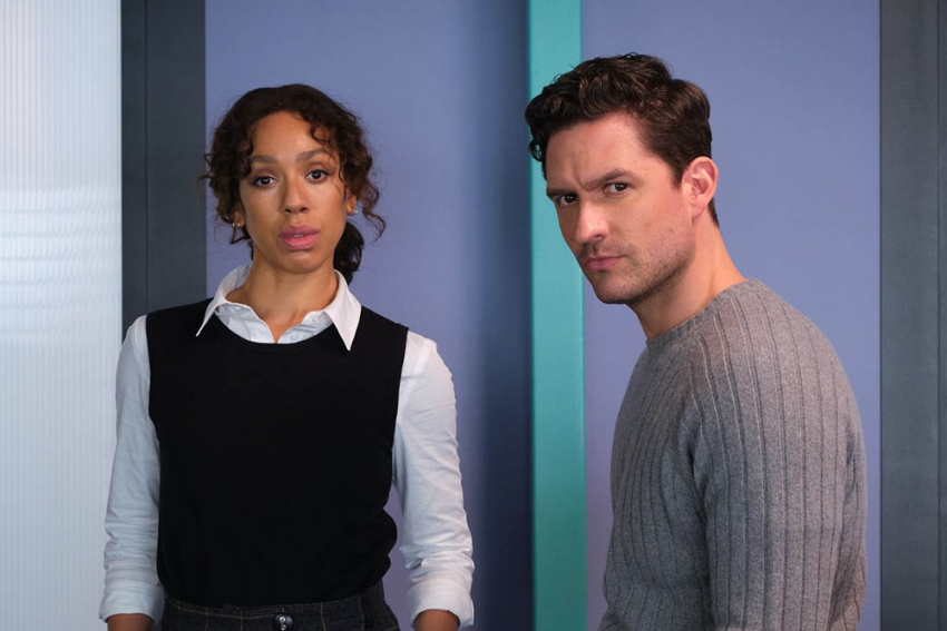 First look at Ben Aldridge and Pearl Mackie in ITV's The Long Call