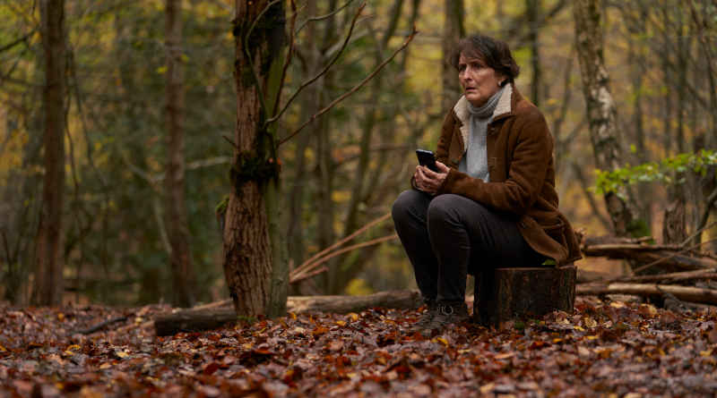 Baptiste Series Two | Interview with Fiona Shaw (Emma Chambers)