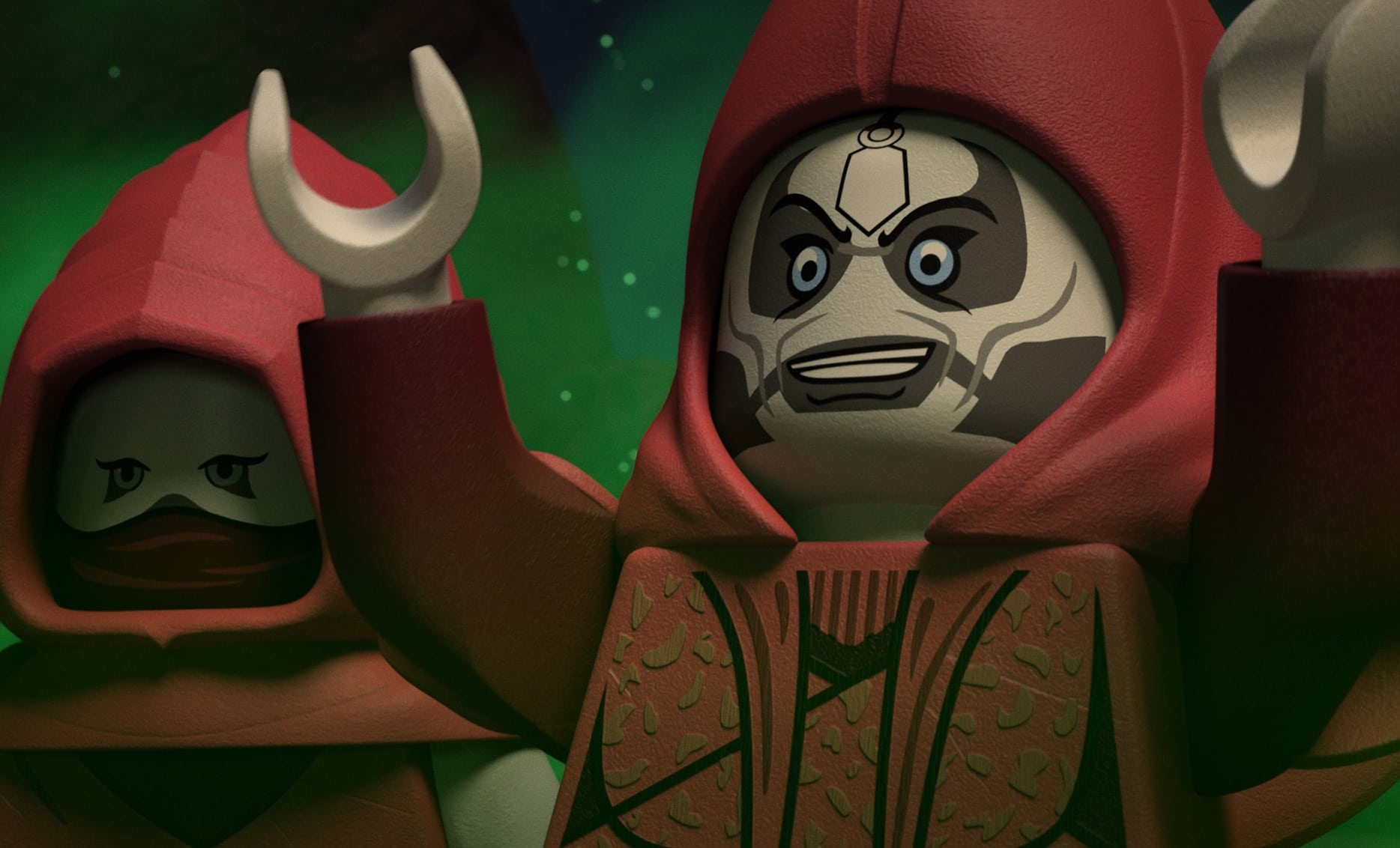 Terrifying Tales New Lego Star Wars Special for Disney+
