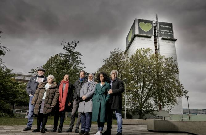 Grenfell The Untold Story Channel 4