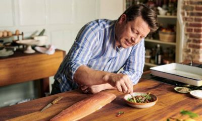 Jamie Oliver Together Premieres Mon 13 Aug on Channel 4