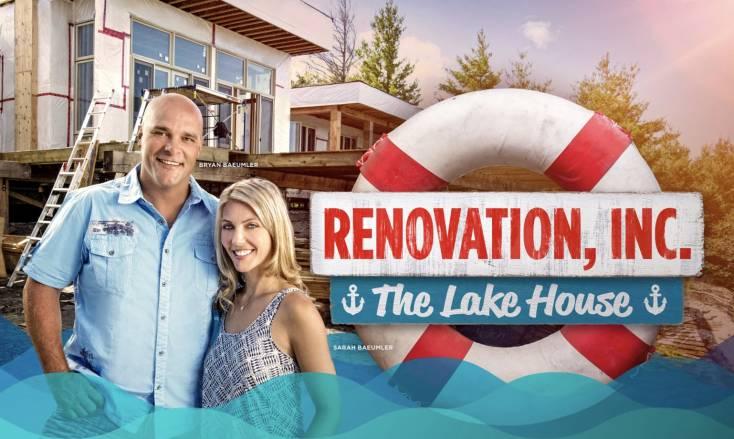 Renovation, Inc The Lake House HGTV
