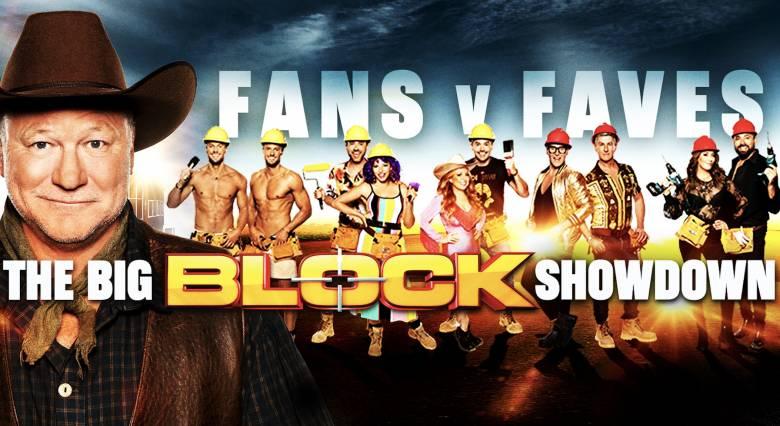 The Block 2021 Logo