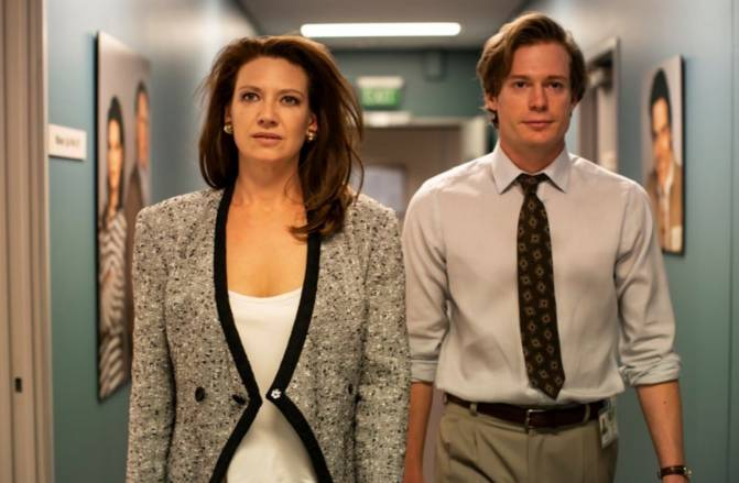 The Newsreader Season Finale airs Sun 19 Sep on ABC TV