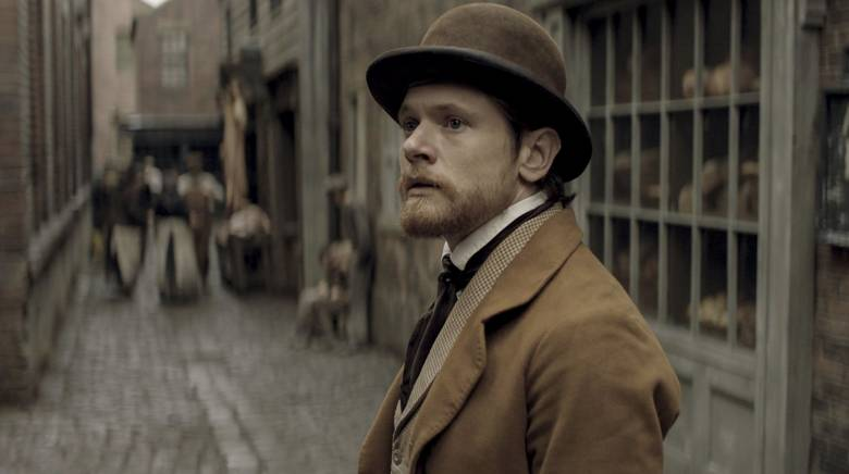 The North Water Episode 1 Patrick Sumner (played by Jack O'Connell)