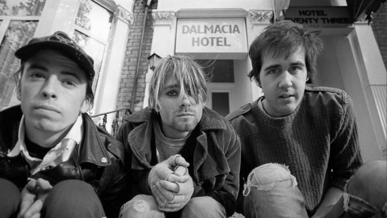 When Nirvana Came To Britain